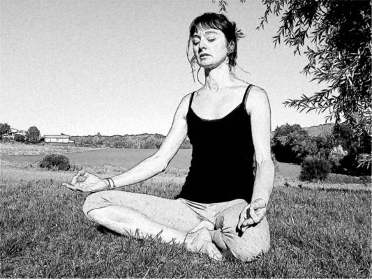 Cours de yoga à Céreste